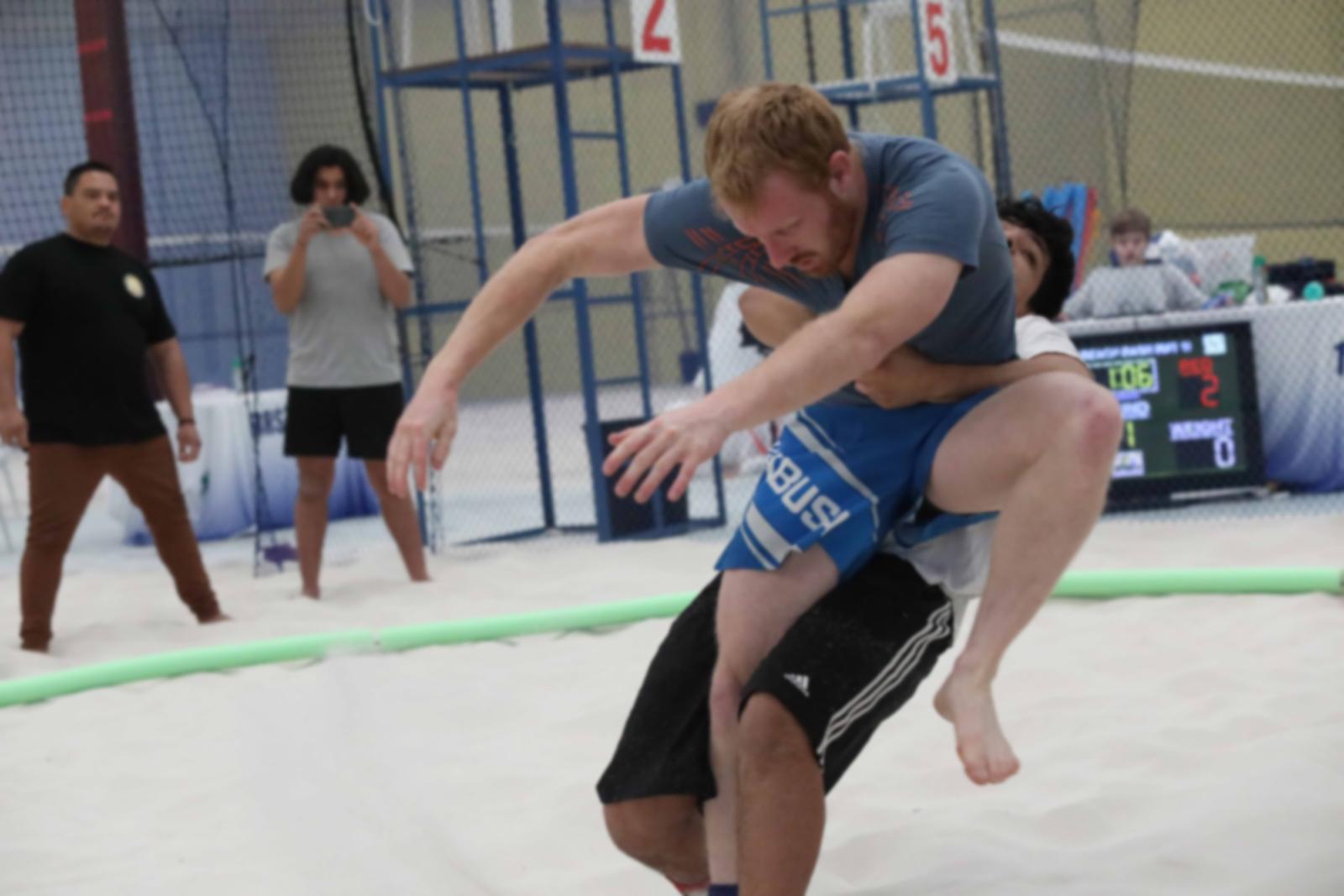 BASED Wrestling Memberships image