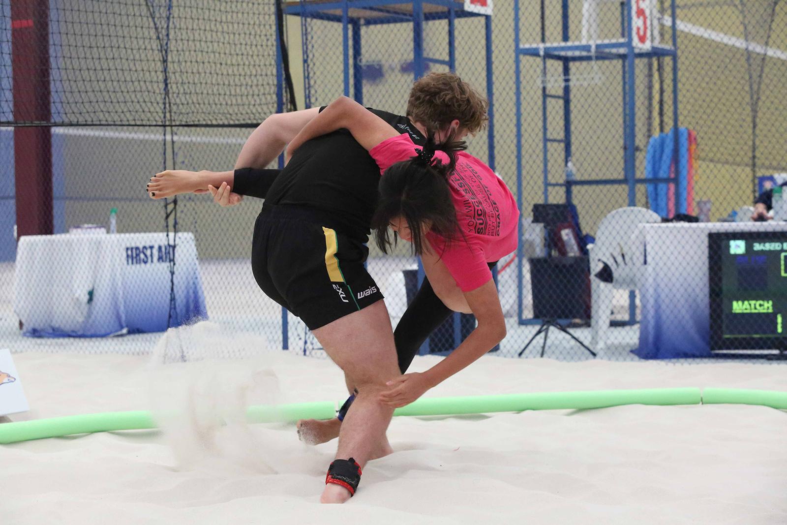BASED Wrestling New WAR Zone - Freestyle wrestling image